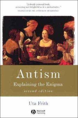 Cover image for Autism : explaining the enigma