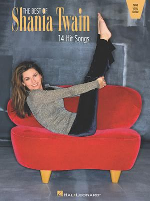 Cover image for The best of Shania Twain