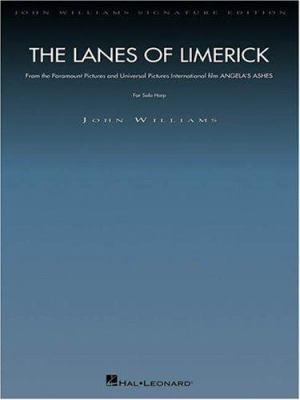 Cover image for The lanes of Limerick : from the Paramount Pictures and Universal Pictures International film Angela's ashes : for solo harp