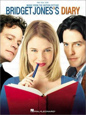 Cover image for Bridget Jones's diary : music from the motion picture