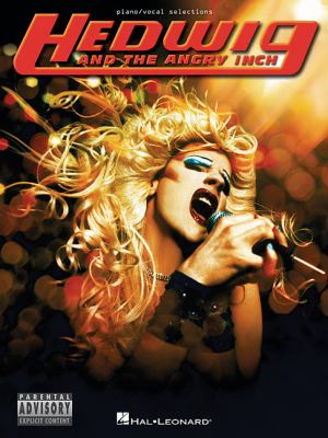 Cover image for Hedwig and the Angry Inch : piano/vocal selections