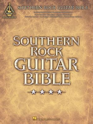 Cover image for Southern rock guitar bible : guitar recorded versions.