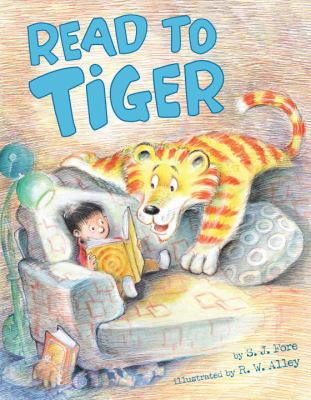 Cover image for Read to tiger