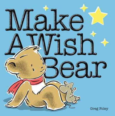 Cover image for Make a wish bear