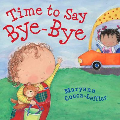 Cover image for Time to say bye-bye