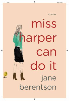 Cover image for Miss Harper can do it