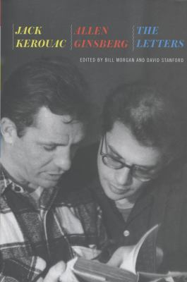 Cover image for Jack Kerouac and Allen Ginsberg : the letters