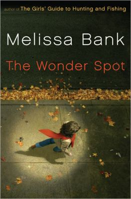 Cover image for The wonder spot