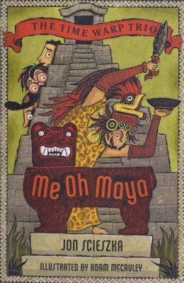 Cover image for Me oh Maya!