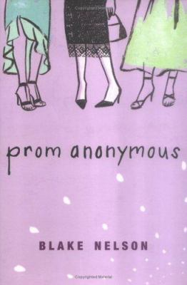 Cover image for Prom anonymous