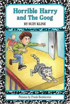 Cover image for Horrible Harry and the Goog