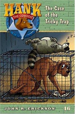 Cover image for The case of the tricky trap