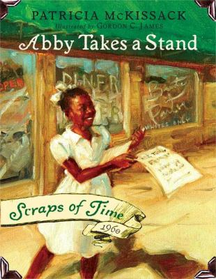 Cover image for Abby takes a stand