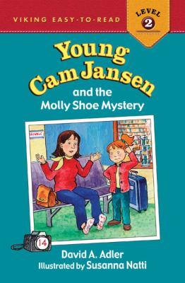 Cover image for Young Cam Jansen and the Molly shoe mystery