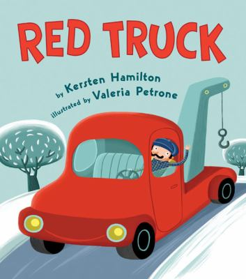 Cover image for Red truck