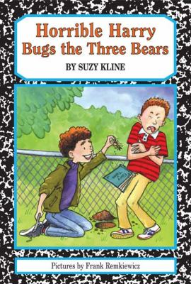 Cover image for Horrible Harry bugs the three bears