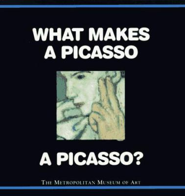 Cover image for What makes a Picasso a Picasso?