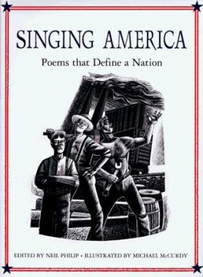 Cover image for Singing America