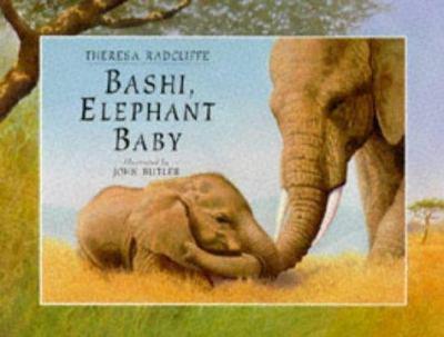 Cover image for Bashi, elephant baby