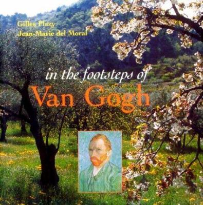 Cover image for In the footsteps of Van Gogh