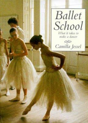 Cover image for Ballet school