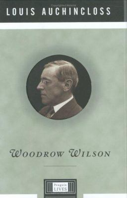 Cover image for Woodrow Wilson