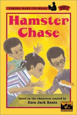 Cover image for Hamster chase