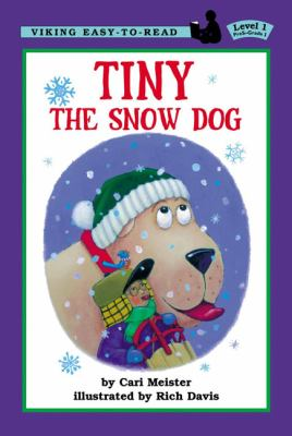 Cover image for Tiny the snow dog