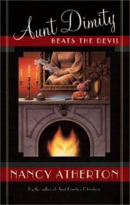 Cover image for Aunt Dimity beats the Devil