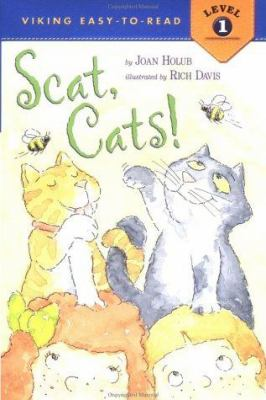 Cover image for Scat cats!
