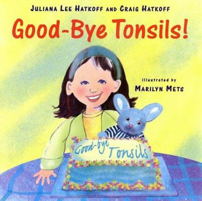 Cover image for Good-bye tonsils!