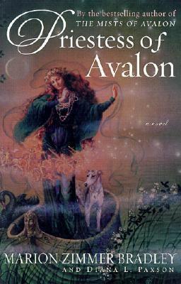 Cover image for Priestess of Avalon