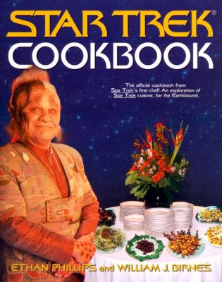 Cover image for Star Trek cookbook