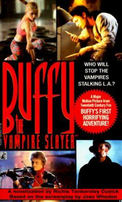Cover image for Buffy the vampire slayer