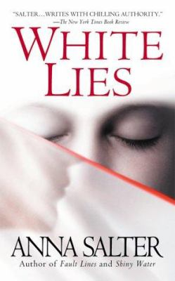 Cover image for White lies