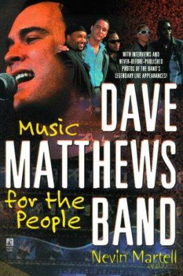 Cover image for Dave Matthews Band : music for the people