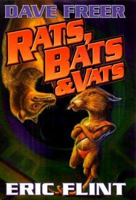 Cover image for Rats, bats & vats
