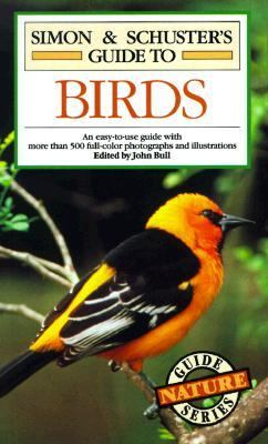 Cover image for Simon and Schuster's Guide to birds of the world