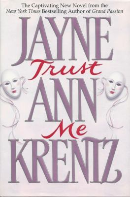 Cover image for Trust me