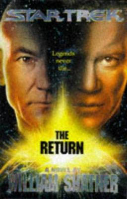 Cover image for Star Trek : the return