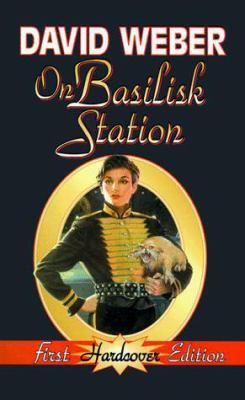 Cover image for On Basilisk Station