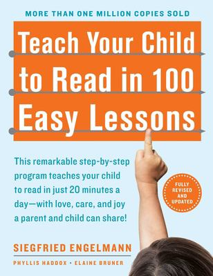 Cover image for Teach your child to read in 100 easy lessons