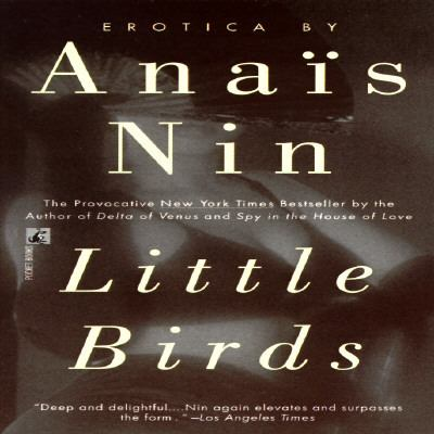 Cover image for Little birds : erotica