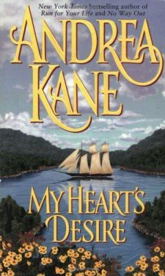 Cover image for My heart's desire
