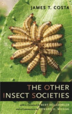 Cover image for The other insect societies