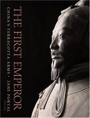 Cover image for The first emperor : China's Terracotta Army