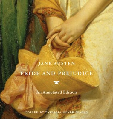 Cover image for Pride and prejudice : an annotated edition