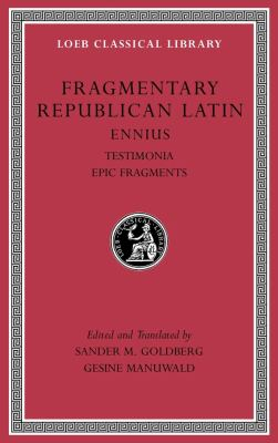 Cover image for Fragmentary Republican Latin