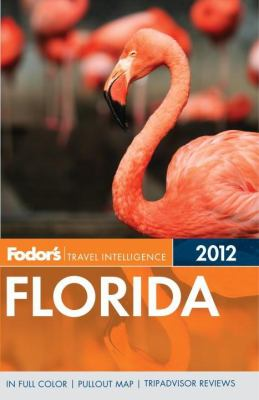 Cover image for Fodor's 2012 Florida
