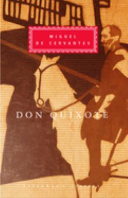 Cover image for Don Quixote